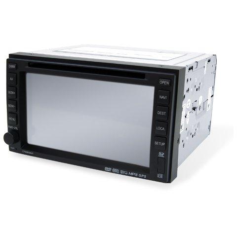 FlyAudio D7000Navi-22 - Мультимедийный навигационный центр для Mitsubishi Outlander 2008 года Превью 1