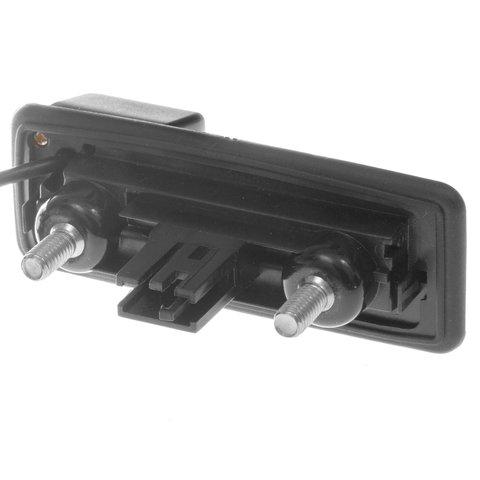 Камера заднего вида в ручку багажника для Audi A1 2012-2016 г.в. Превью 3
