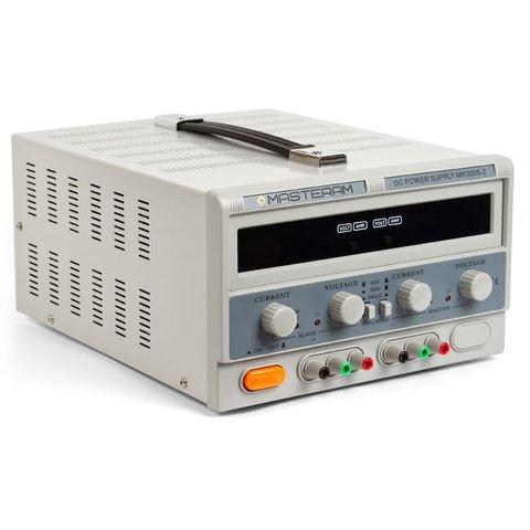 Регульований блок живлення Masteram MR3005-2 Прев'ю 1