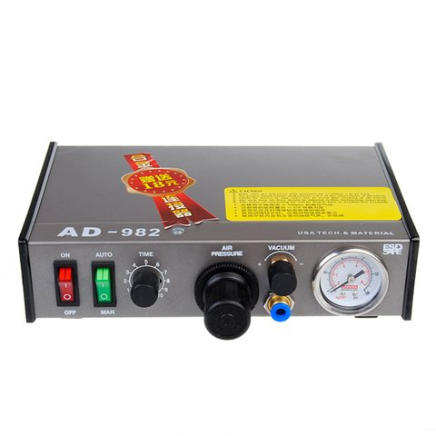 Напівавтоматичний пристрій для подачі клею AD-982 Прев'ю 2