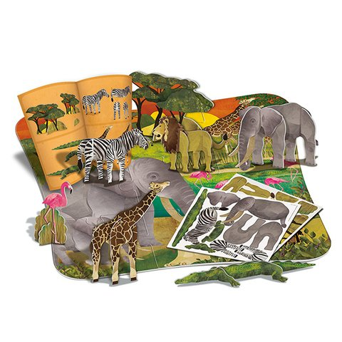 3D-пазл 4M Африка 00-04679 Прев'ю 1