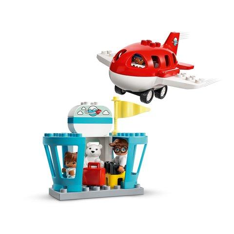 Конструктор LEGO DUPLO Самолет и аэропорт 10961 Превью 6