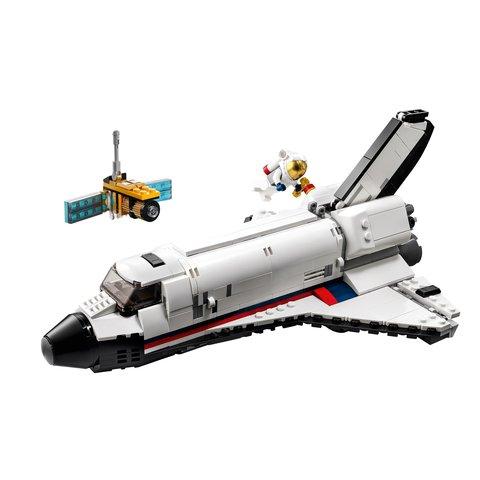Конструктор LEGO Creator Пригоди на космічному шатлі 31117 Прев'ю 10