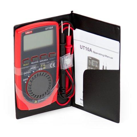 Pocket Digital Multimeter UNI-T UT10A Preview 1