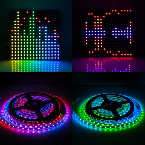 LED Controller with Bluetooth Control SP107E (960 px, RGB, WS2811, WS2812B, WS2813, SK6812 5-24 V) - Preview 3